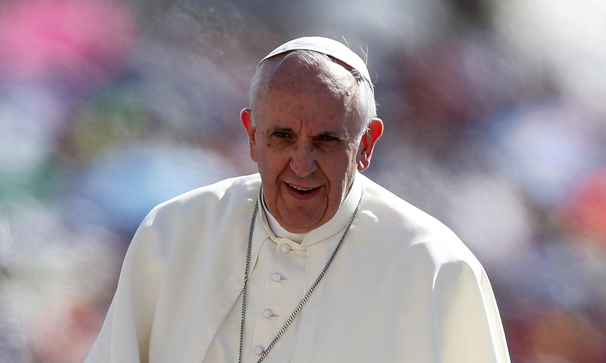 Порно папа римский